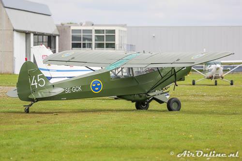 SE-GCK Piper PA-18-150 Super Cub