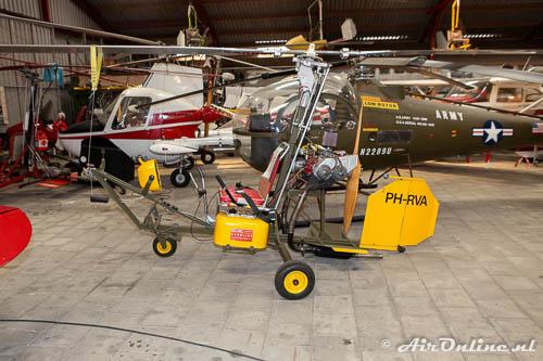 PH-RVA Bensen B-8M