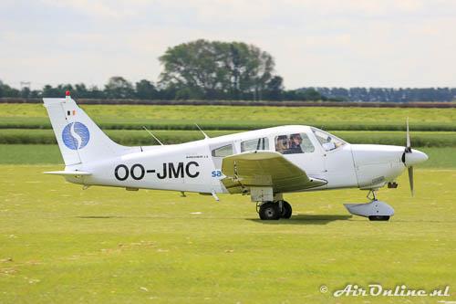 OO-JMC Piper PA-28-181 Archer II