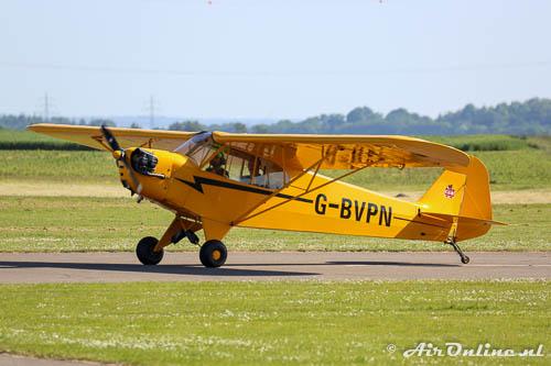 G-BVPN Piper J-3C-65 Cub
