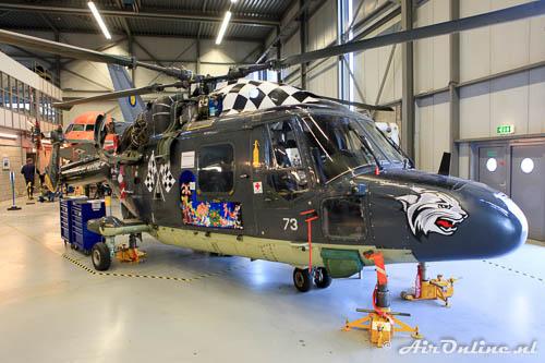 273 Westland SH-14D Lynx MLD