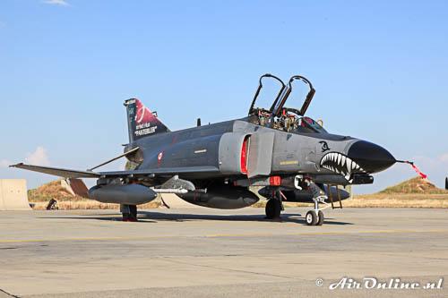 77-0285 McDonnell Douglas F-4E Terminator 2020 TuAF