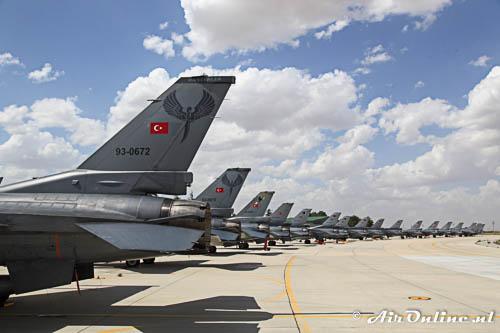 F-16 platform