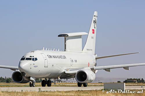 13-001 Boeing E-7A Wedgetail TuAF