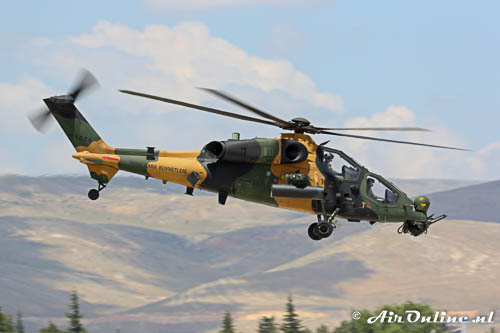 BG13-1004 T129 ATAK Attack Helicopter TuAF