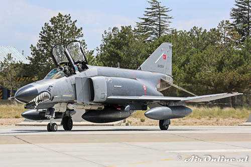 68-0504 McDonnell Douglas F-4E Terminator 2020 TuAF