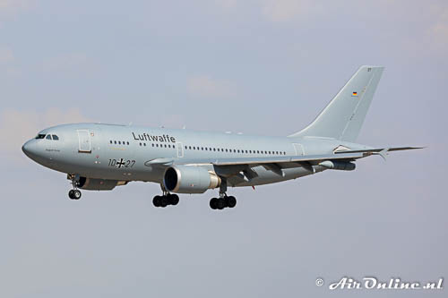 10+27 Airbus A310-304 MRTT GermanAF
