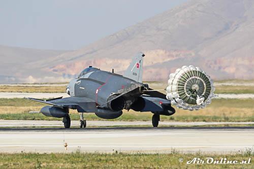 68-0504 McDonnell Douglas F-4E Phantom II 2020 Terminator TuAF