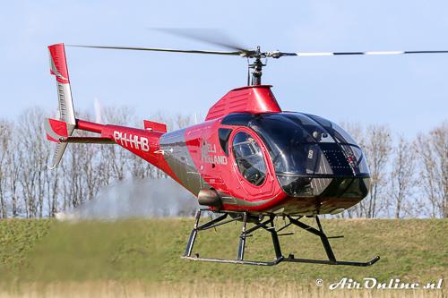 PH-HHB Schweizer 269D