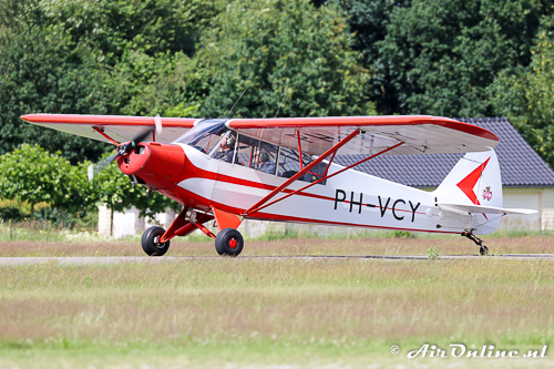 PH-VCY Piper PA-18-95 Super Cub