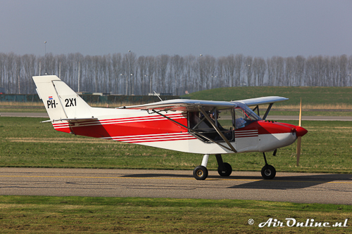 PH-2X1 Rans S-6S Coyote II