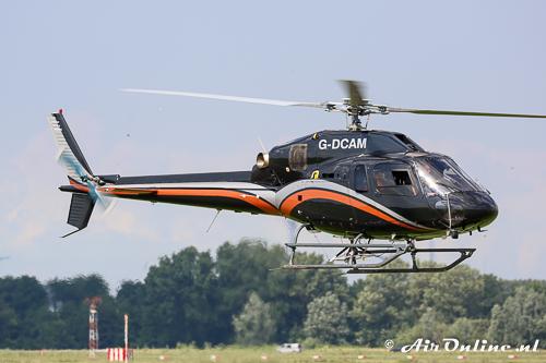 G-DCAM Aerospatiale AS355 Ecureuil 2