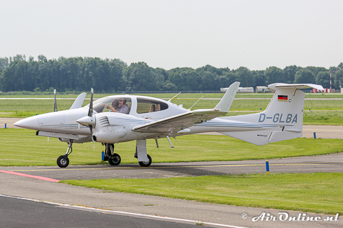 D-GLBA Diamond DA-42 Twin Star