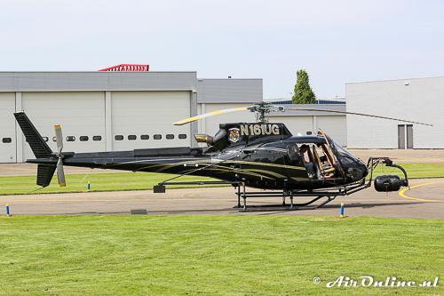 N161UG Aerospatiale AS355N Ecureuil II