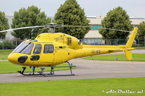 OO-HCE Aerospatiale 355N Ecureuil 2