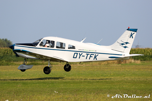 OY-TFK Piper PA-28-151 Warrior