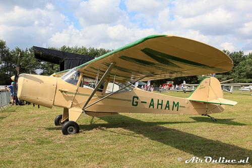 G-AHAM Auster J-1 Autocrat