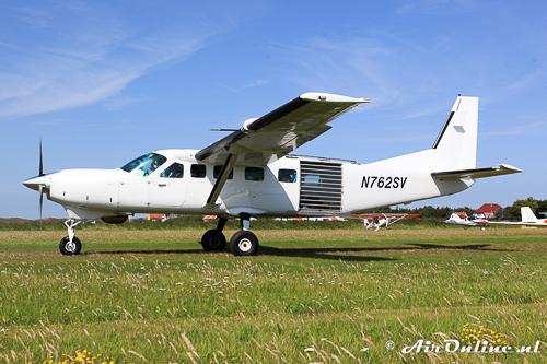 N762SV Cessna 208B Caravan
