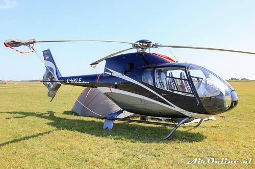 D-HKLE Eurocopter EC-120B Colibri
