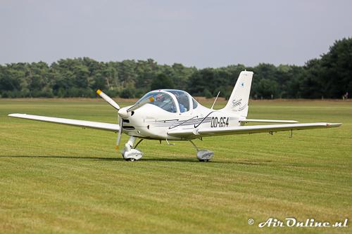 OO-G54 Tecnam P-2002 Sierra