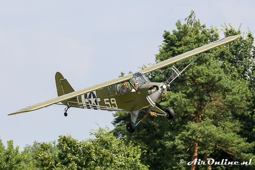 D-EJIZ Piper J-3C-65 Cub
