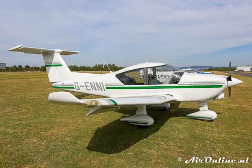 G-ENNI Robin R.3180 heeft een Duitse eigenaar