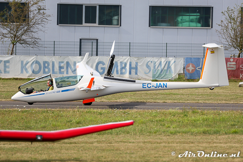 EC-JAN Glaser Dirks DG-505 MB Elan