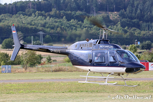 D-HEFE Bell 206B-3 JetRanger III