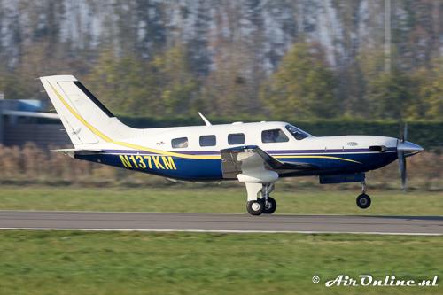 N137KM Piper PA-46-500TP Malibu Meridian
