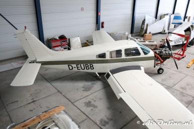 D-EUBB Piper PA-28R-201 Arrow III