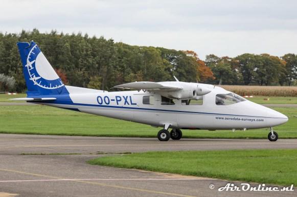 OO-PXL Partenavia P-68C-TC