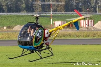 PH-RWX Schweizer 269C