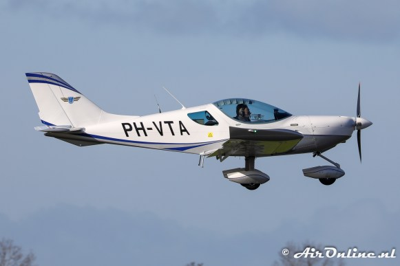 PH-VTA Czech Sport Aircraft PS-28 Cruiser