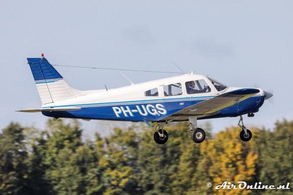 PH-UGS Piper PA-28-161 Warrior II