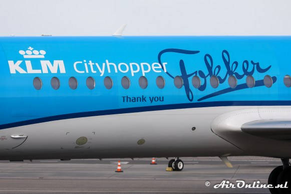 Thank you Fokker!