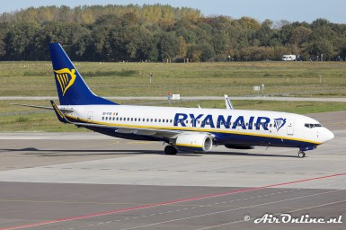 EI-FIR Boeing 737-8AS(WL) Ryanair