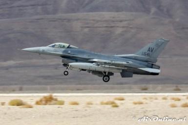 88-0541 / AV F-16C Block 40 510th FS United States Air Force