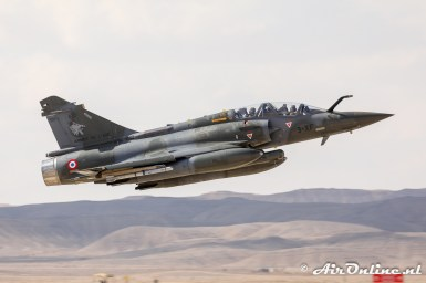 670 / 3-XF Dassault Mirage 2000D EC03.003 French Air Force