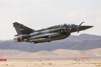 668 / 3-IG Dassault Mirage 2000D EC03.003 French Air Force