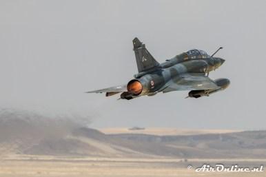 668 / 3-IG Dassault Mirage 2000D EC03.003 French Air Force