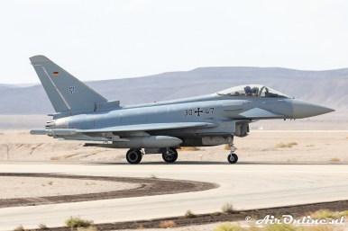 30+47 Eurofighter EF-2000 Typhoon TLG73 German Air Force