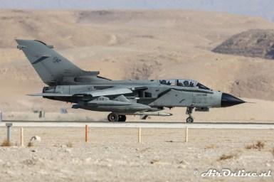 MM7020 / 6-77 Tornado ECR MLU 155° Gruppo ET Italian Air Force