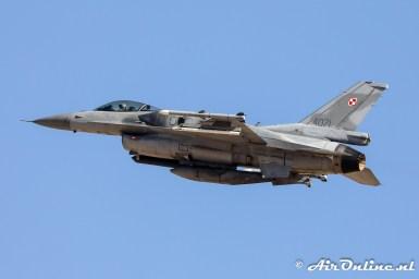 4071 F-16C Block 52 32 BLT Polish Air Force