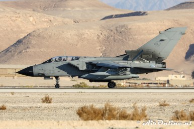 MM7084 / 6-03 Tornado IDS MLU GEA 6° Stormo Italian Air Force