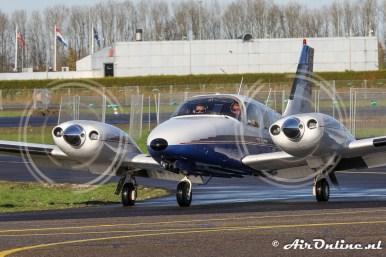 D-GEIL Piper PA-34-220T Seneca IV