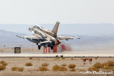898 F-16I Sufa 107sq Israeli Air Force
