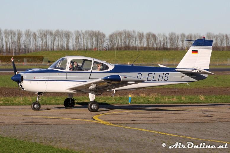D-EHLS Fuji FA200-180 Aero Subaru