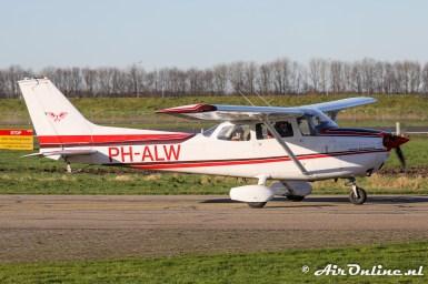 PH-ALW Reims-Cessna F172M Skyhawk