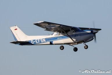 D-EFSN Cessna 172RG Cutlass RG
