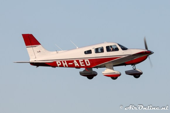 PH-AED Piper PA-28-181 Archer III
